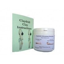500ml Body Wrap Clay – Inch Loss/Toning/Firming