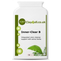 Inner-Clear B (with cascara) - Internal cleanse support