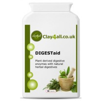 DIGESTaid - High-strength plant digestive enzymes