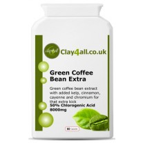Green Coffee Bean Extra – High strength natural slimming formula