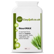 NouriMAX - Organic multi-nutrient superfood supplement