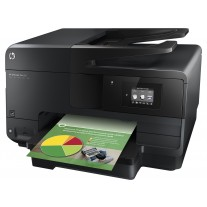 HP 8615 Officejet Pro All In One Print Scan Copy Fax Web