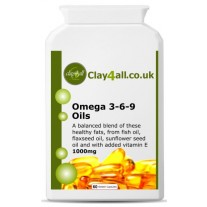Omega 3-6-9 Oils – Balanced blend of Omega 3-6-9 oils
