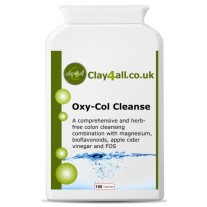 Oxy-Col Cleanse - Magnesium based colon cleanser