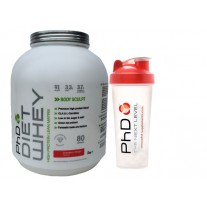 PhD Diet Whey 2kg + PHD Shaker 750ML