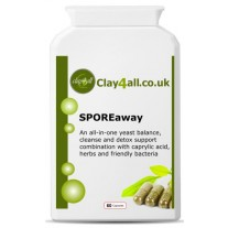 SPOREaway - Yeast balance support