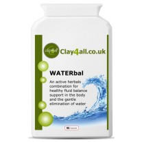 WATERbal – Fluid balance support and herbal diuretic
