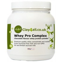 Whey Pro Complex – From Whey protein concentrate and isolate